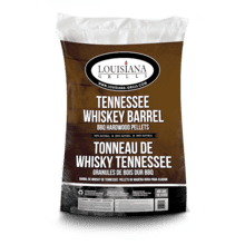 Louisiana Grills Pellets, 40lb, Tennessee Whiskey Barrel