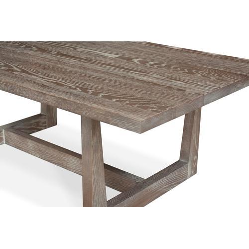 Bassett Furniture - Liam Oak Rectangular Cocktail Table