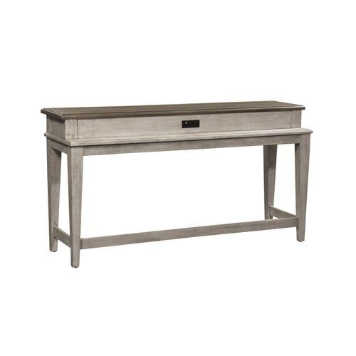 Gallery - Console Bar Table