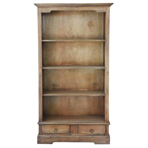 Sunset Trading - Cabinet - Distressed Brown Finish