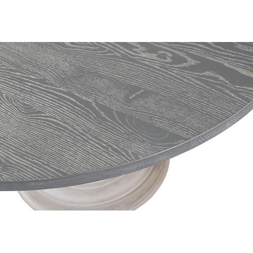 Bassett Furniture - Rowan Oak Round Table