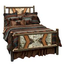 Adirondack Bed - Cal King - Espresso