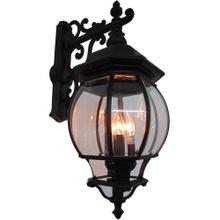 View Product - Classico AC8491BK Outdoor Wall Light