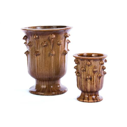 Bastion Urn- Set of 2