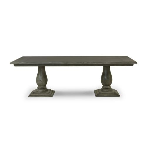 Whitehall Pedastal Table 96''