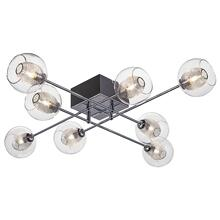 Estelle 8 Flush Mount  Clear