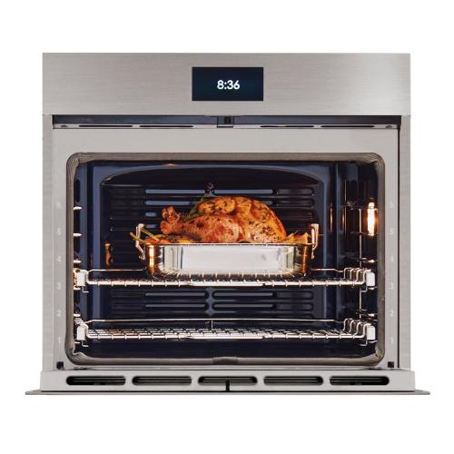 """Wolf SO30CMS     30"""" M Series Contemporary Stainless Steel Built-In Single Oven"""