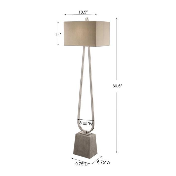 Uttermost - Carugo Floor Lamp