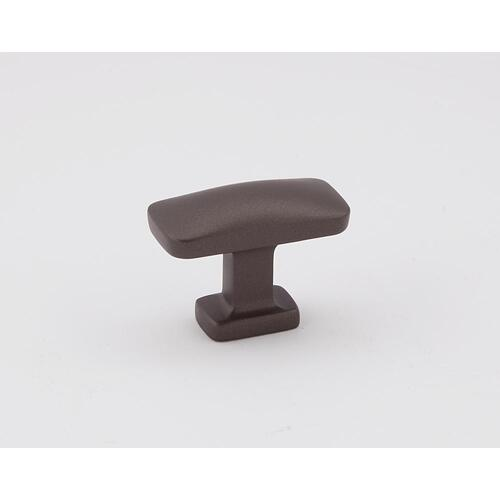 "CLOUD 1 1/2"" KNOB A252-38 - Chocolate Bronze"
