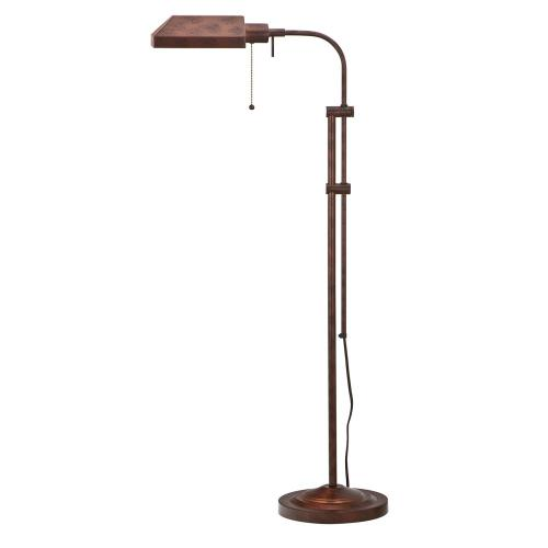 100W Pharmacy Floor Lamp W/Adjust Pole