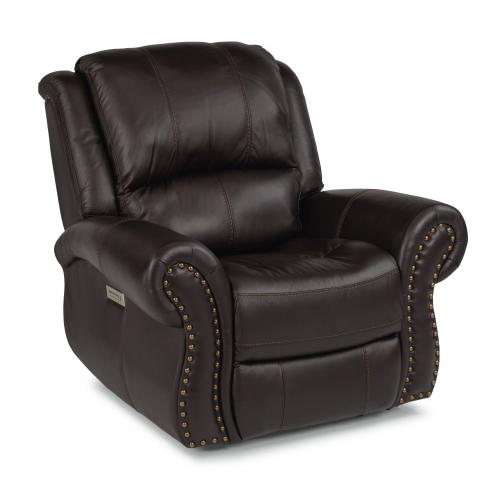 Patton Power Recliner with Power Headrest