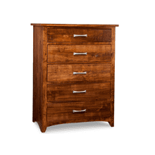 Glengarry 5 Drawer Hiboy Chest