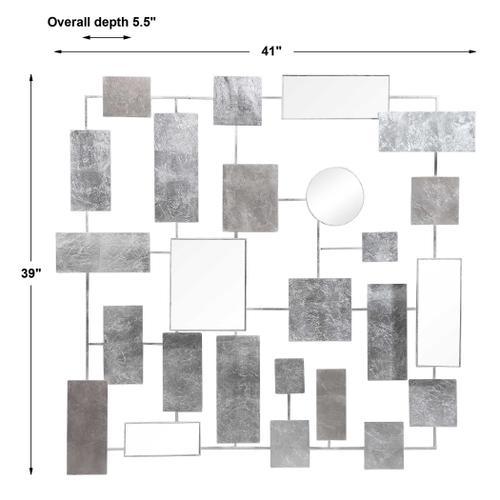Uttermost - Duska Metal Wall Decor