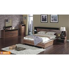 Ibeza Walnut & Black