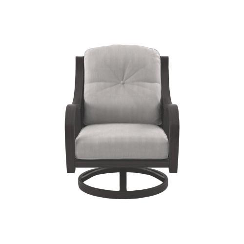 Ashley Furniture - Swivel Lounge w/Cushion