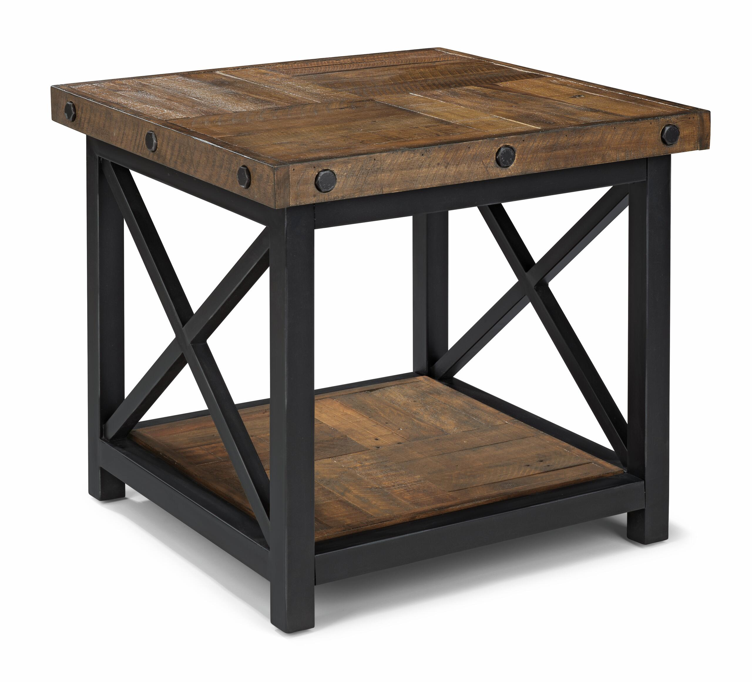 FlexsteelCarpenter Lamp Table