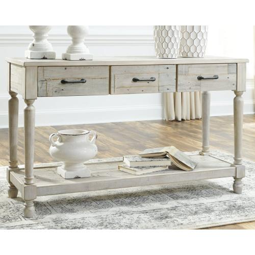 Shawnalore Sofa/console Table