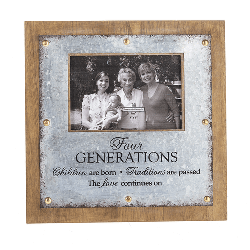 Frame - 4 Generations