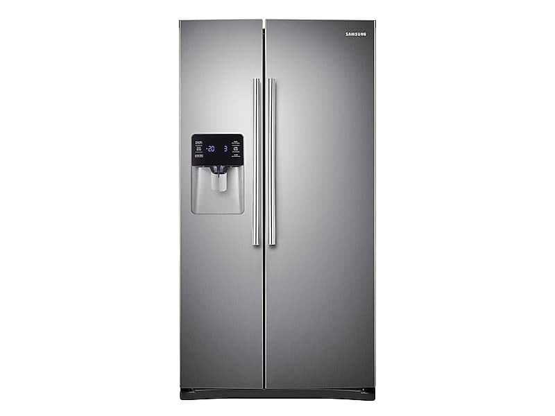 Samsung25 Cu. Ft. Side-By-Side Refrigerator With Coolselect Zone™ In Stainless Steel