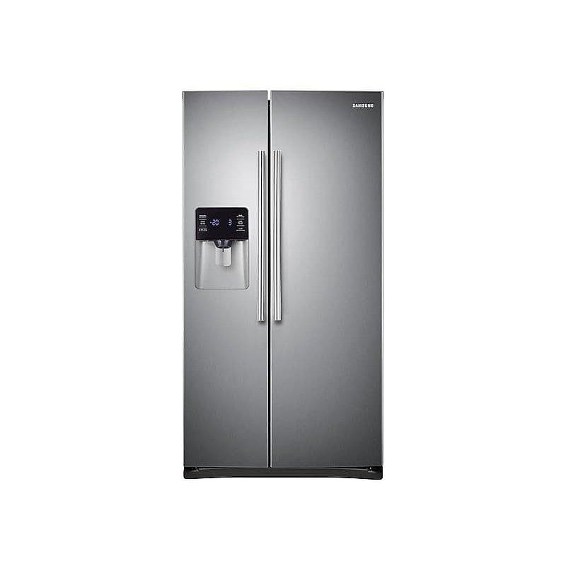 25 cu. ft. Side-by-Side Refrigerator with CoolSelect Zone™ in Stainless Steel