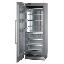 "30"" Freezer for integrated use with NoFrost"