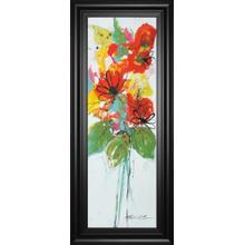 """Sensations Il"" By Natasha Barnes Framed Print Wall Art"