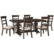 Product Image - Dining Table and 6 Chairs