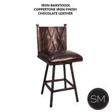 Wrought Iron Barstool