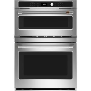 Cafe30 in. Combination Double Wall Oven with Convection and Advantium® Technology