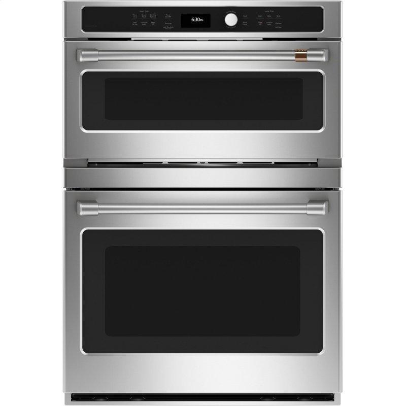 30 in. Combination Double Wall Oven with Convection and Advantium® Technology