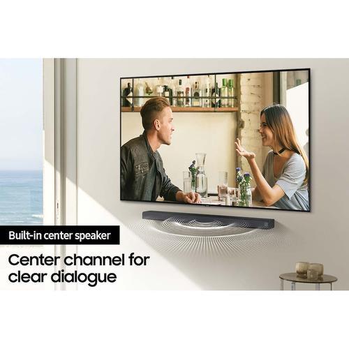 Samsung - HW-A58C 5.1ch Soundbar w/ Dolby 5.1 / DTS Virtual:X (2021)