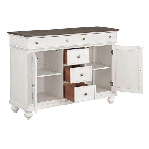 Standard Furniture - Grand Bay Sideboard with Two Tone Finish