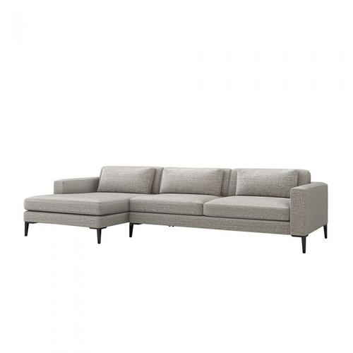 Izzy Left Chaise 2 Piece Sectional
