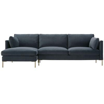 Holloway Sectional Metal