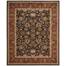 Timeless Tml20 Nav Rectangle Rug 5'6'' X 8'