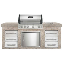 Product Image - Built-In Mirage 605-2 with Infrared Burners - DISCONTINUED
