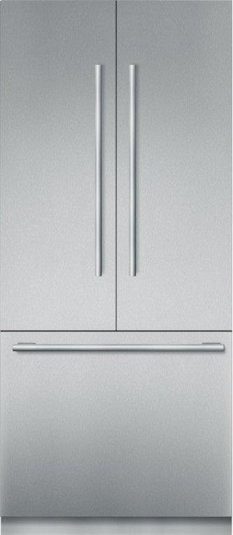 Built-in French Door Bottom Freezer 36'' Masterpiece™ T36BT915NS