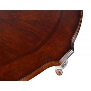 """Harmony 66-80 inch Dining Table w/18"""" Leaf"""