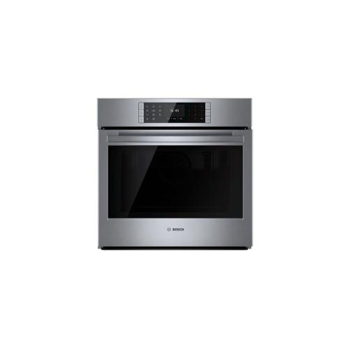 Benchmark® Single Wall Oven 30'' Stainless steel HBLP451UC
