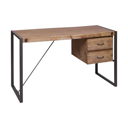Stein World - Armour Square 2-drawer Desk