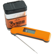 Classic Super-Fast Thermapen + Traeger Rub