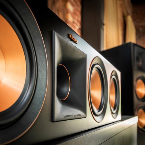 Klipsch - RP-504C Center Channel Speaker - Ebony