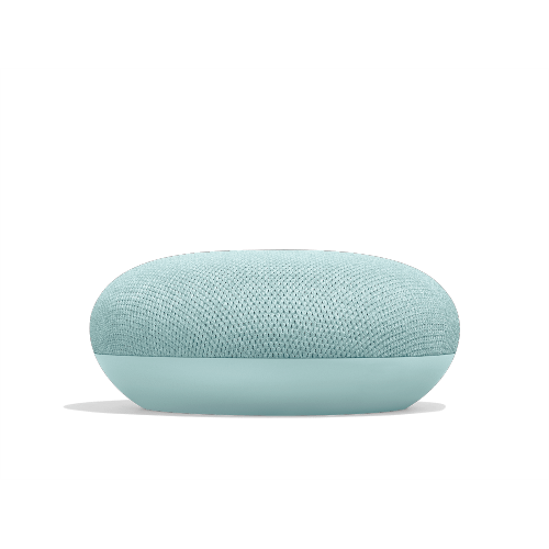 Google Home Mini (Aqua)