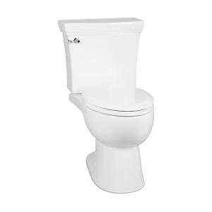 White HUNTINGTON Two-Piece Toilet Product Image