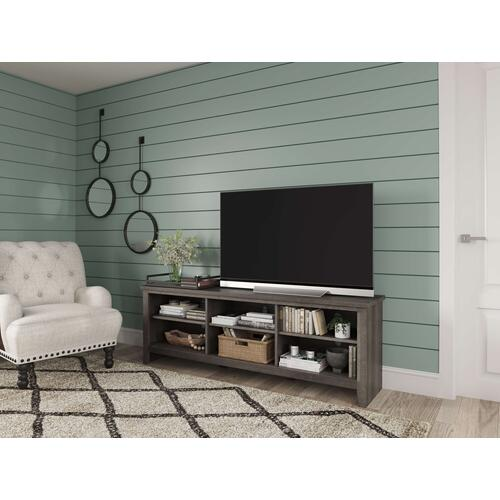 """Signature Design By Ashley - Arlenbry 70"""" TV Stand"""