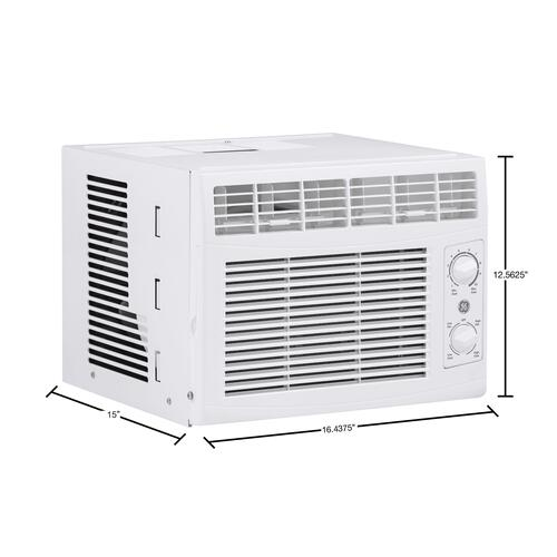 GE® 115 Volt Smart Room Air Conditioner