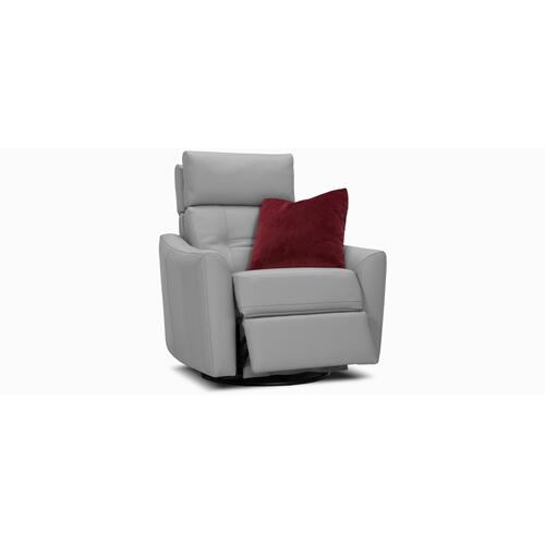 Clario Double Chair Swivel and rocking motion chair with Premium Option (163)