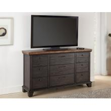 Bear Creek Dresser, Brown