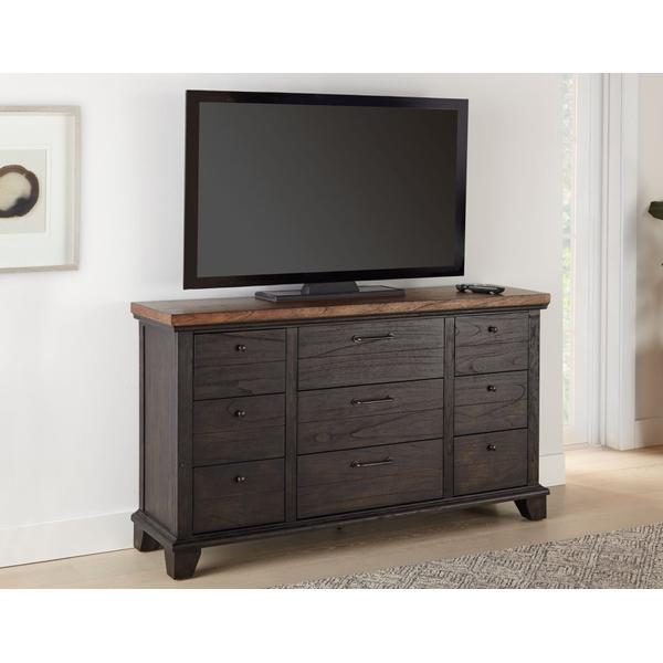 Bear Creek Dresser, Brown