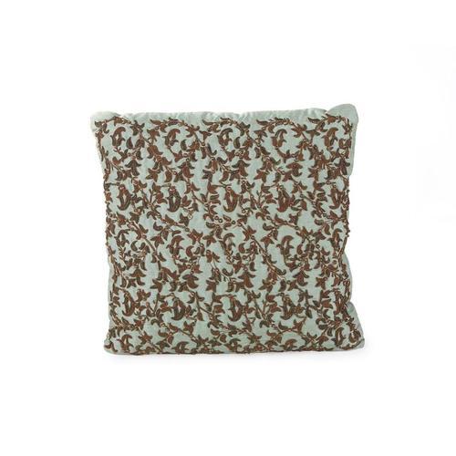 Seafoam Green Pillow